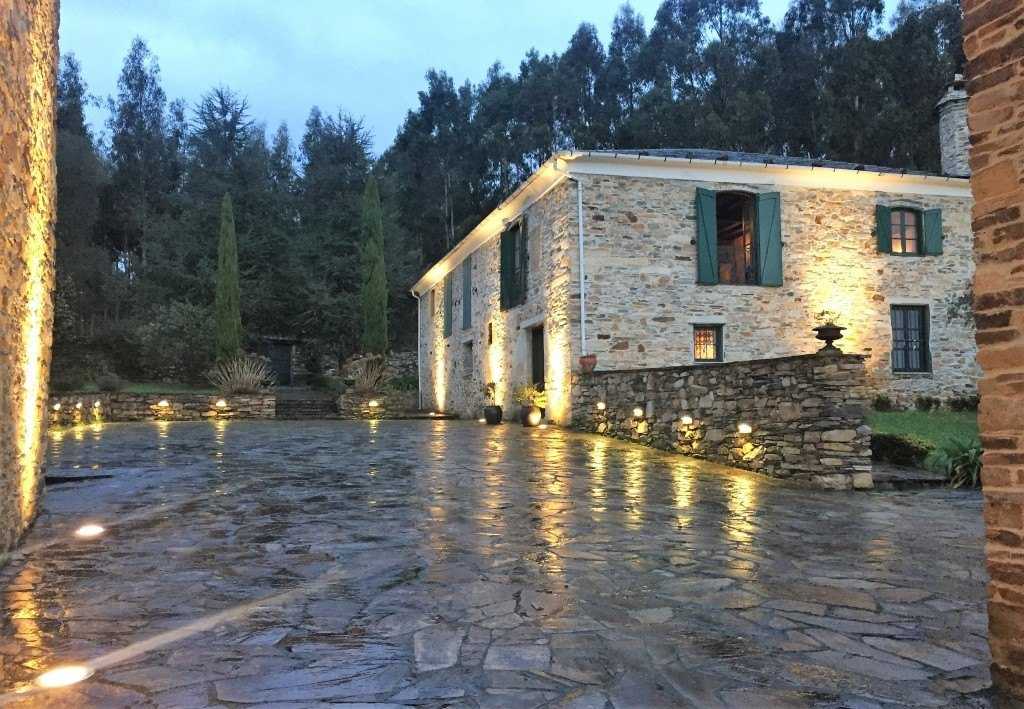 old noble house for sale in galicia